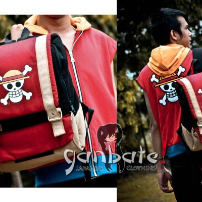 strawhat backpack