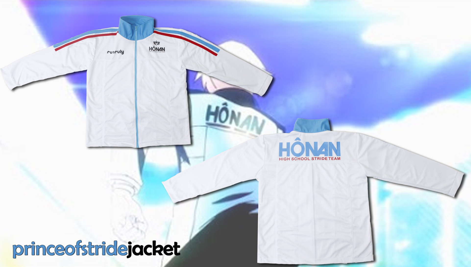 Prince of Stride Jacket