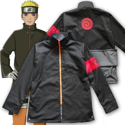 Naruto The Last Movie Jacket